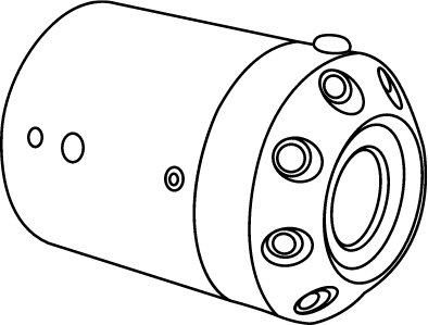 Drawing of camera