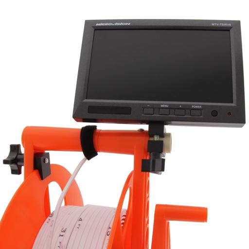 Monitor on LD reel